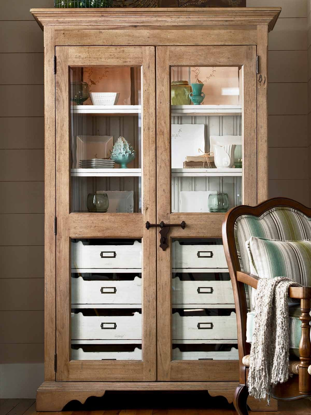 Marvelous Paula Deen Furniture Outlet | Universal Furniture Paula Deen Down Home  Paulau0027s Dish Pantry In .