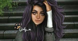 اجمل خلفيات بنات كرتون خلفيات بنات كرتون انمى كيوت اجمل الصور بنات In 2021 Girly Drawings Girl Cartoon Girl