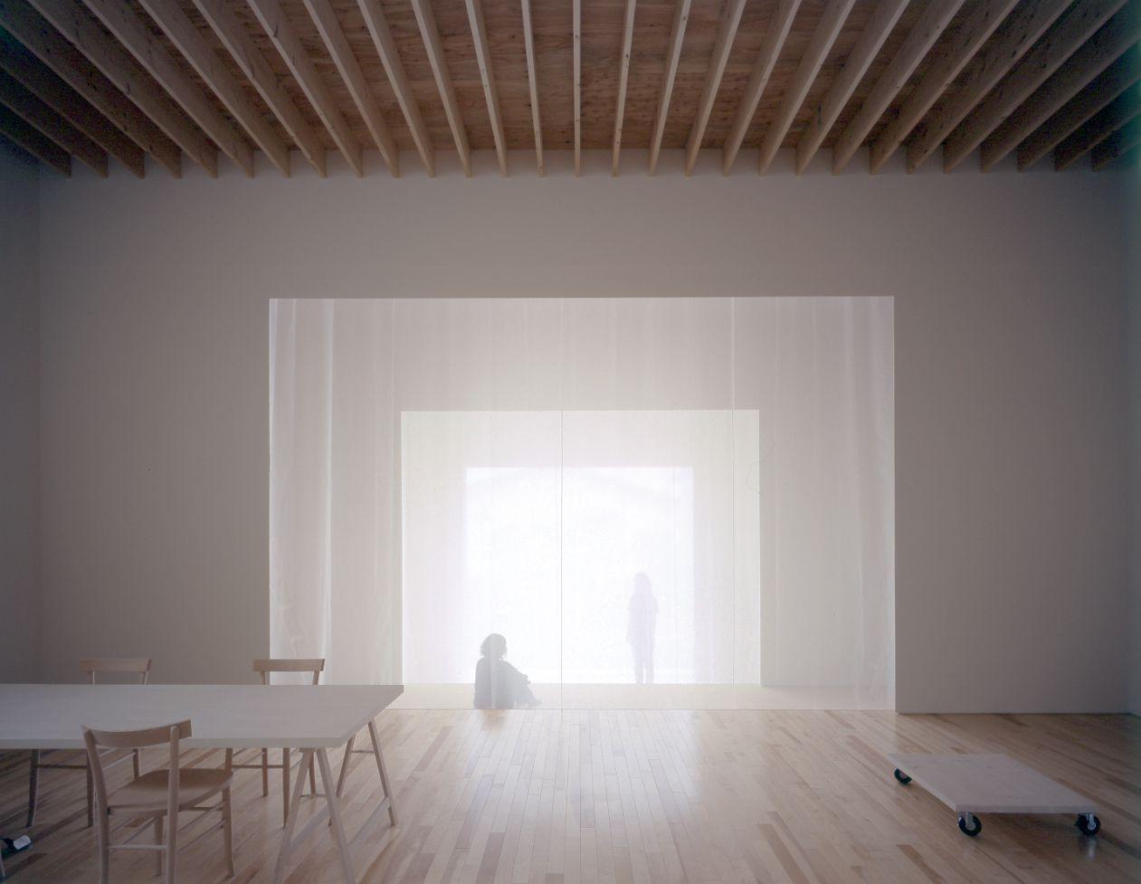 Layered House by Jun Igarashi Architects in Hokkaido, Japan