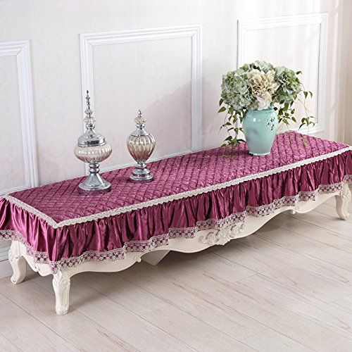 Situmi tablecloth table cover thicker tv cabinet bedside table non situmi tablecloth table cover thicker tv cabinet bedside table non slip lace cover 45 watchthetrailerfo