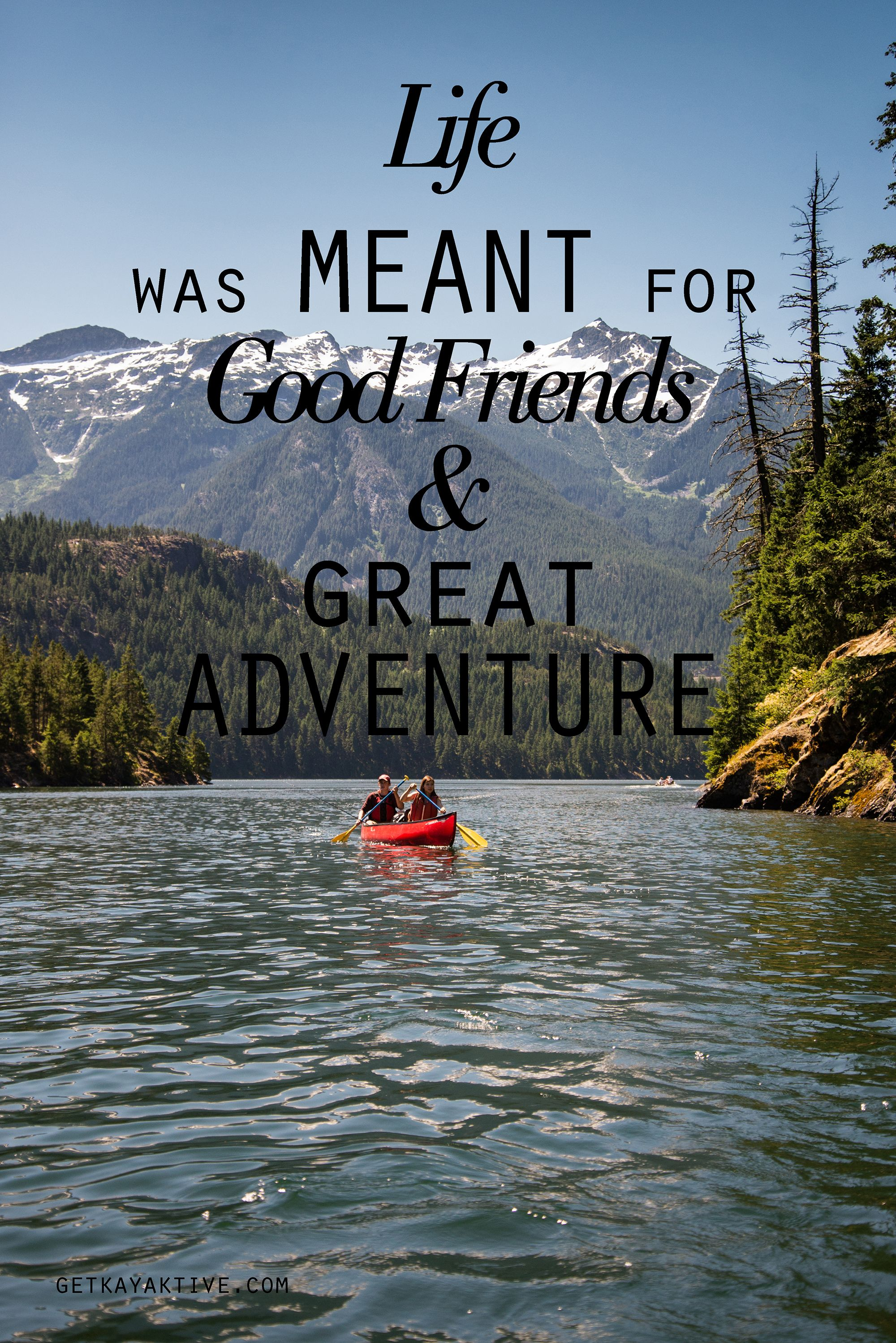 Kayaking Is My Newest Adventure It Has Opened Opportunities For Mentoring Younger Women And Building Kayaking Quotes Outdoor Adventure Quotes Adventure Quotes