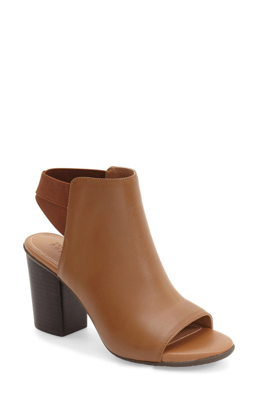 Kenneth Cole Reaction Fridah Fly Open Toe Bootie (Women's) i0UCYH35zw