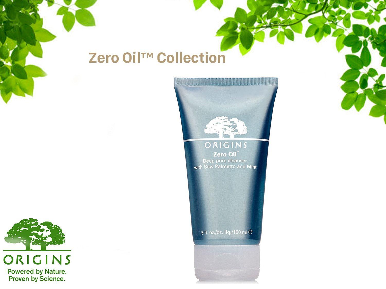 Sản phẩm sữa rửa mặt Origins Thu hẹp lỗ chân lông & bổ sung độ ẩm cần thiết cho da sau khi rửa mặt, da sạch mượt mịn màng.