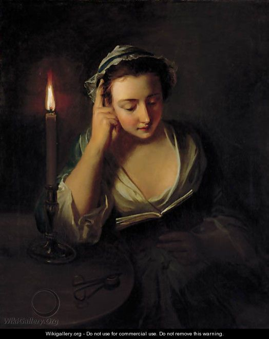 Book Painting Light