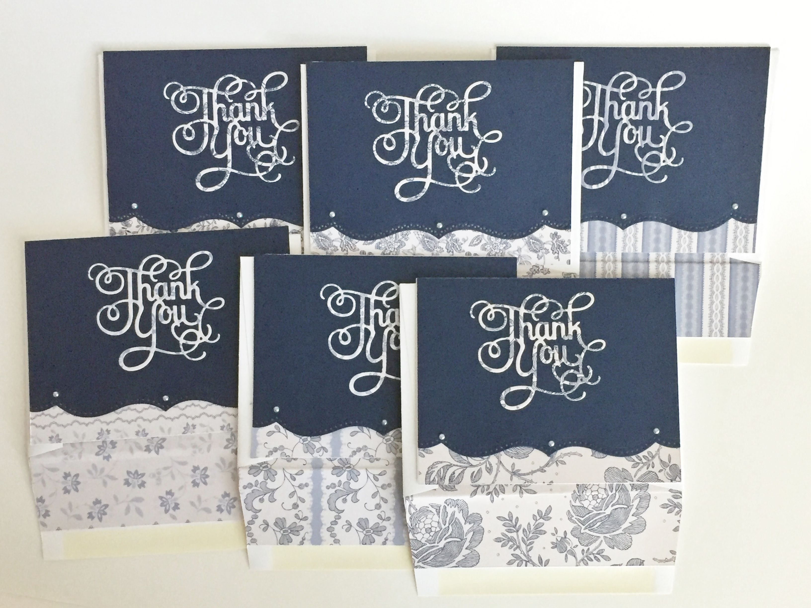 Handmade Thank You Cards A Nice Way To Say Thank