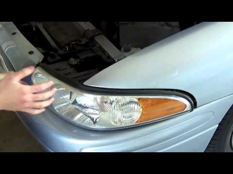 I Figured Out How To Change The Headlights On My Buick Lesabre By Reading The Manual And Not Watching The Tutorial How To Chan Buick Lesabre Buick Headlights