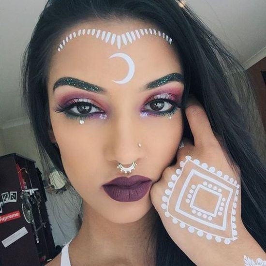 Photo of 18 Coachella Makeup Ideas That You'll Be Obsessed With – Society19