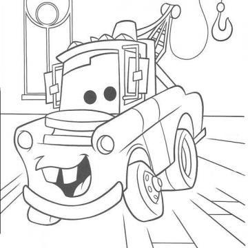 malvorlage - auto abschleppwagen ausmalbild | lustige malvorlagen, malvorlagen für jungen