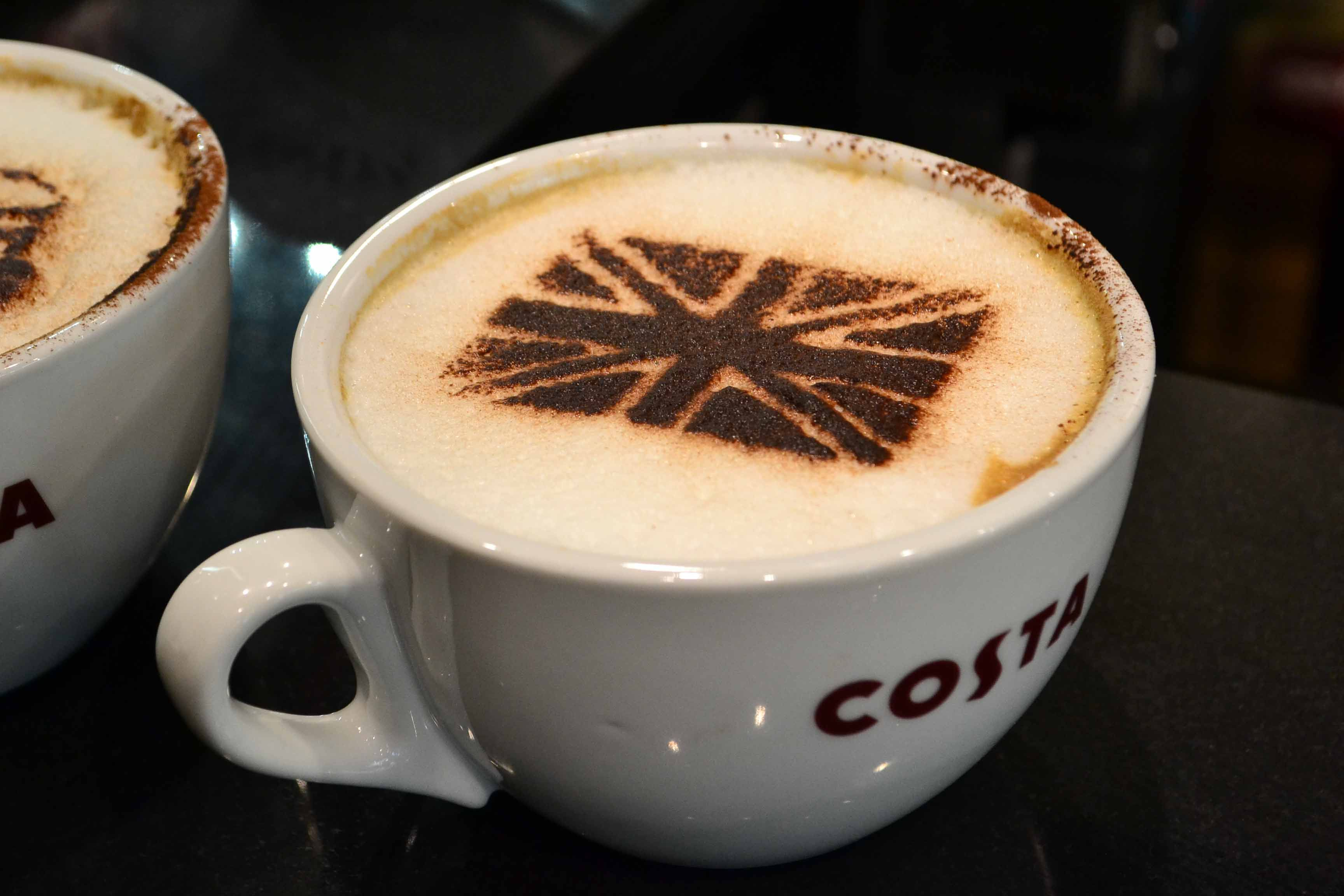 latte art london