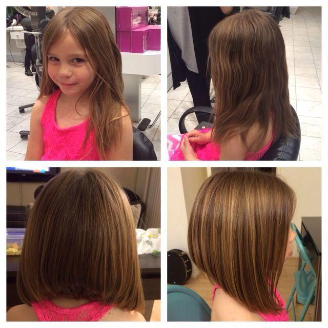 Cute Style A Line Bob Hair Color Pinterest Hair Cuts Girl