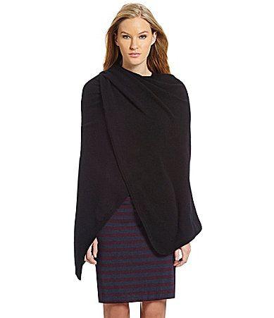 Nicole Miller Artelier Cashmere Wrap #Dillards