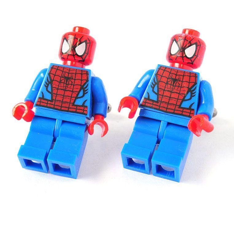 Lego Spider-Man Cufflinks! #cufflink #cufflinks #mensfashion #mensaccessories #menstyle #groomsmencuffs #groomsmencufflinks #dappermen #menfashion #dapperstyle #menswear #menstyle #dapper #stylishmen #mensweardaily #menwithclass #menswearjournal #highsociety #businesswear #fashionformen #zalorasg #instastyle #guyswithstyle #mensoutfit #gentlemanstyle #mensfashionblog #mensfashionpost #mensfashiontips #mensfashionreview #mensfashionfix #dapperman http://www.splicecufflinks.com