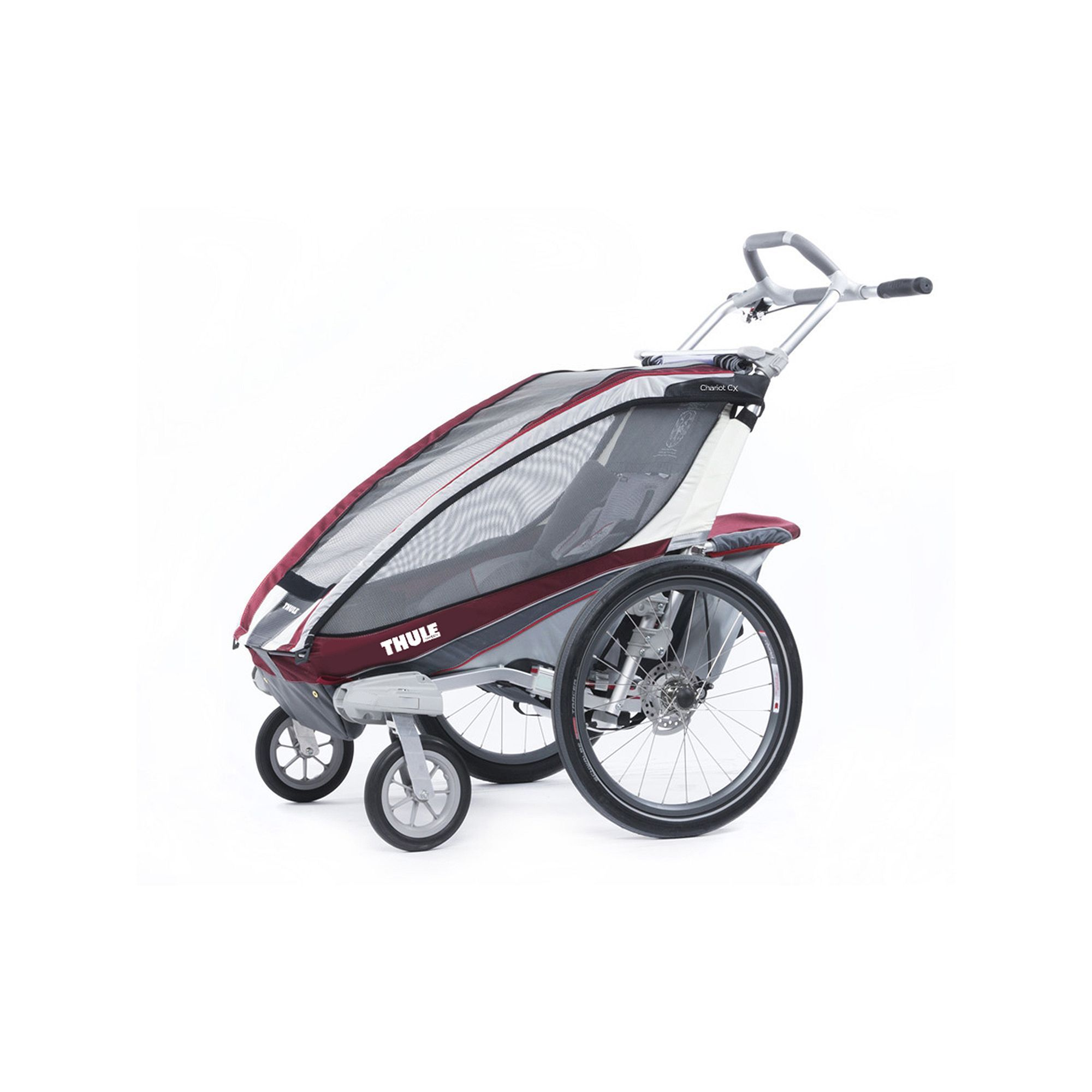 Infant Thule 2019 Chariot Cross 2 Multisport Double Cycle