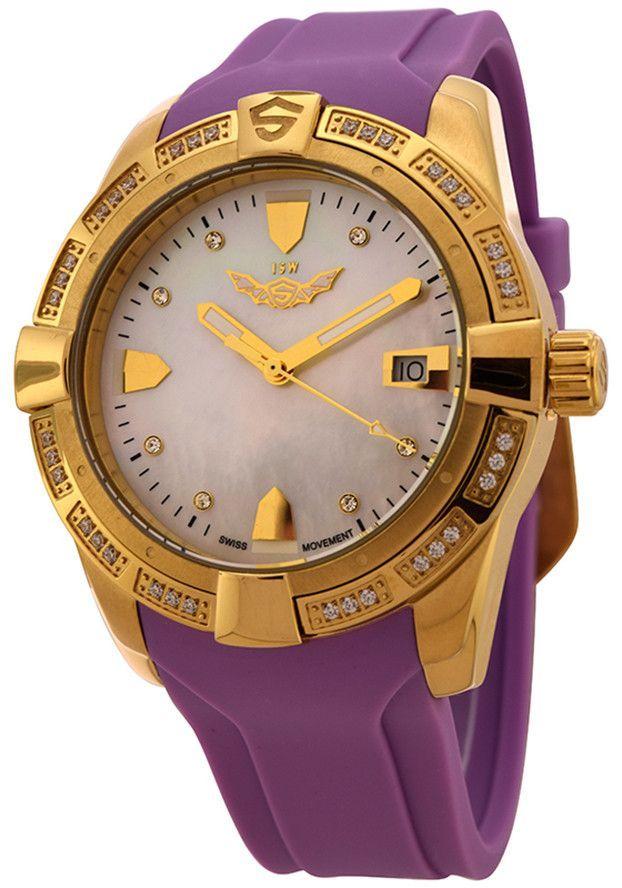 Infinity Swiss Watch Swiss Quartz ISW-1008-07