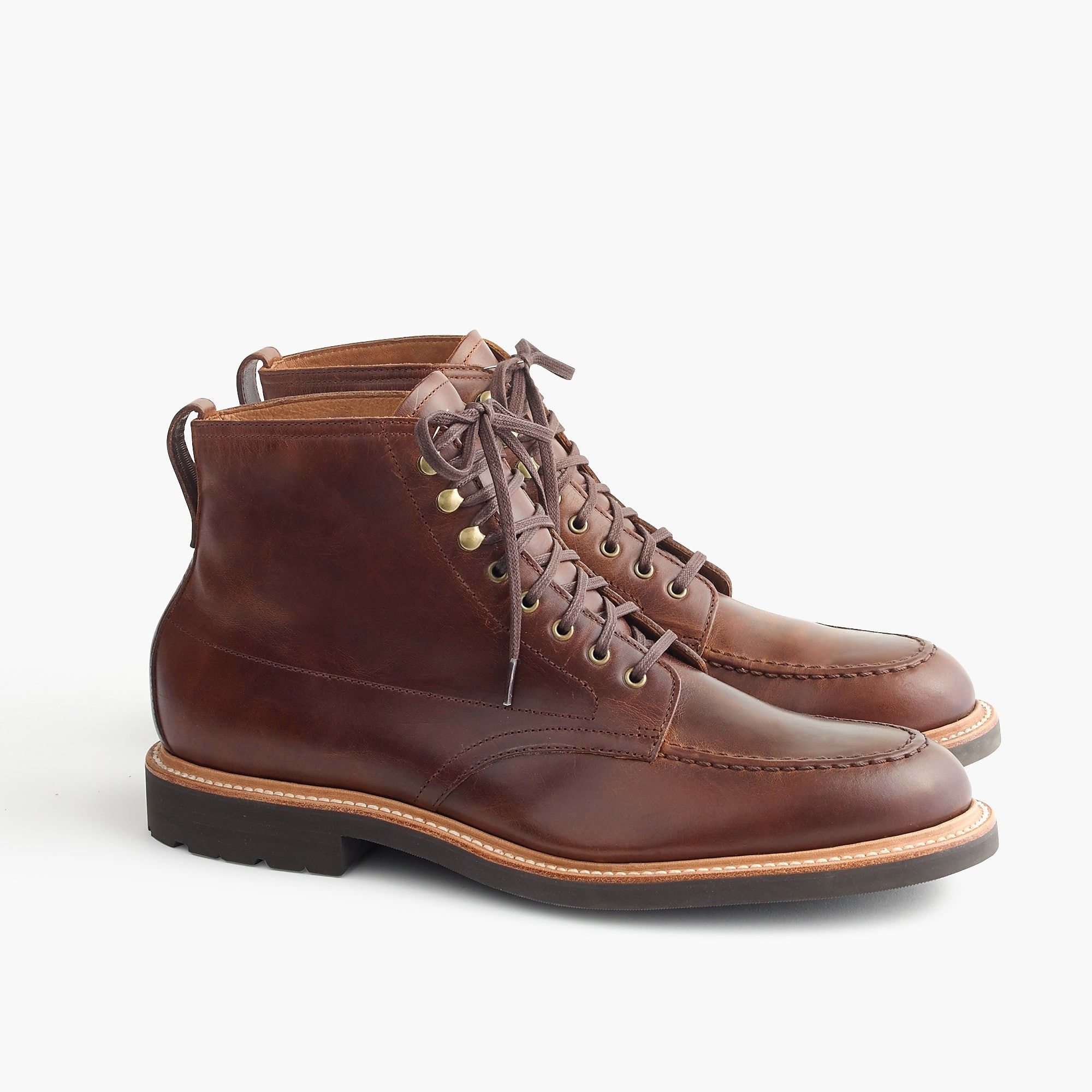 Shop the Kenton leather pacer boots at J.Crew and see the