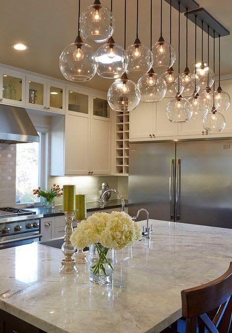 Inbox  Cjohns219Gmail  Lighting  Pinterest  Open Kitchens Prepossessing Kitchen Pendant Lights Images Design Decoration