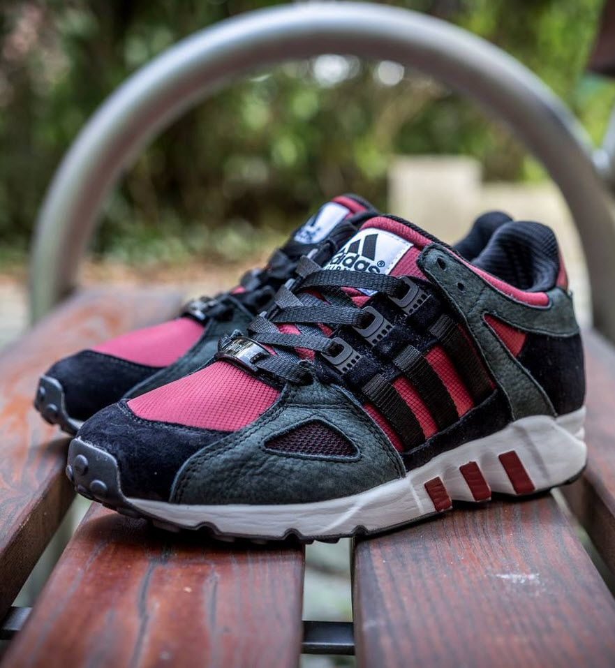 Eva Guidance Shoes Eqt 93BlackredBest Running Adidas n0kwP8O