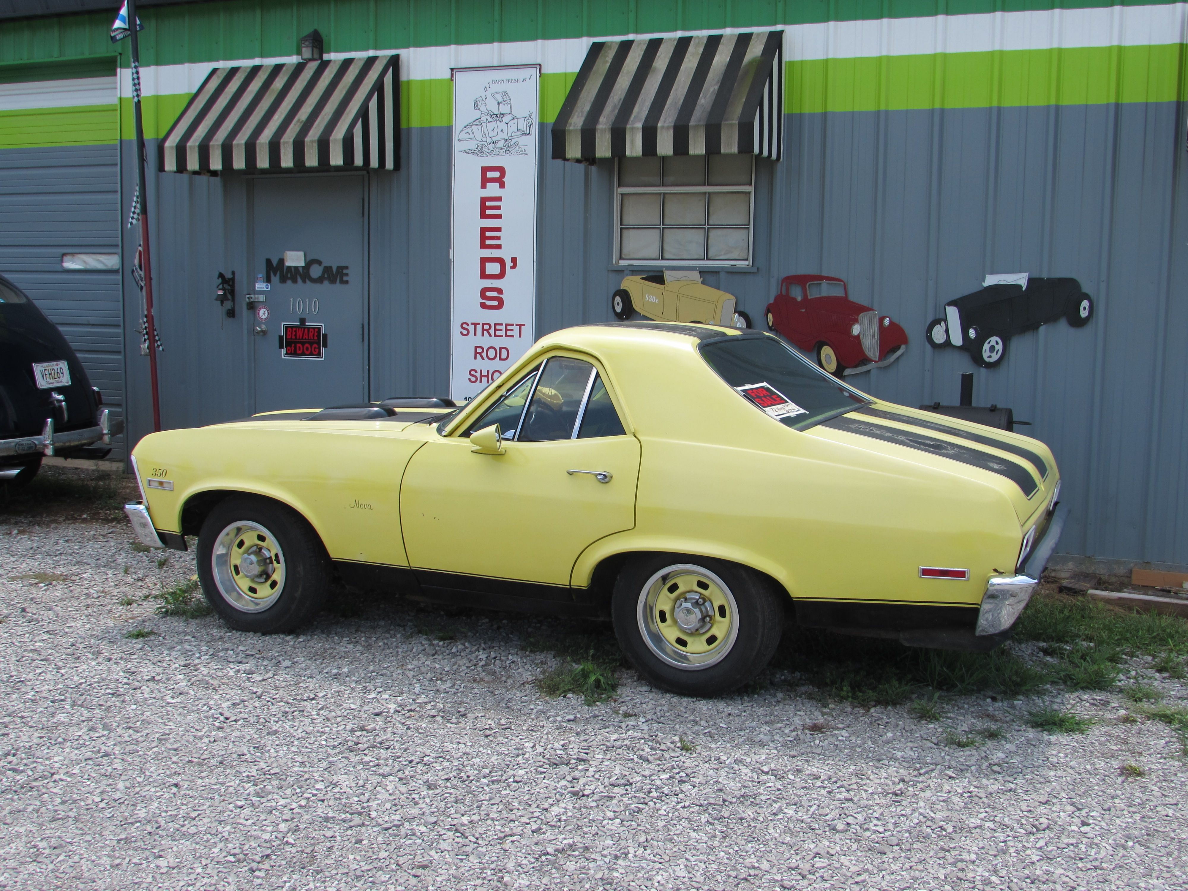 Oddball Chevy Nova (4 sale) | Motor Vehicles ~ Camper Trailers ...
