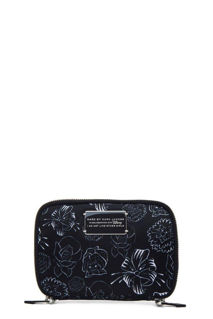 Pin for Later  Disney Fans Will Love Marc by Marc Jacobs s Final  Collaboration Laughing Flower Cosmetics Large Double Twin Pouch ( 128) 795dfbfe893e