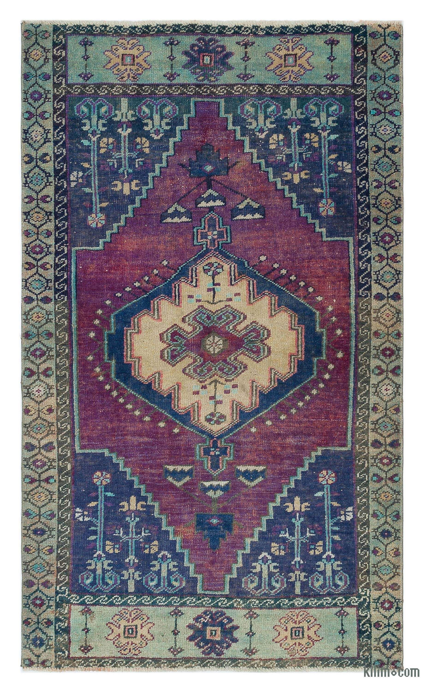 Turkish Vintage Area Rug 2 10 X 4 10 86 Cm X 148 Cm In 2020 Rugs Area Rugs Rugs On Carpet