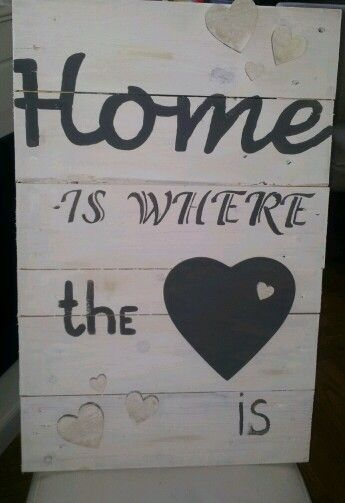 home is ....