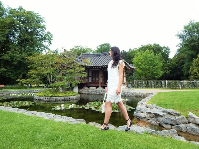 >Korean Garden no. 2<