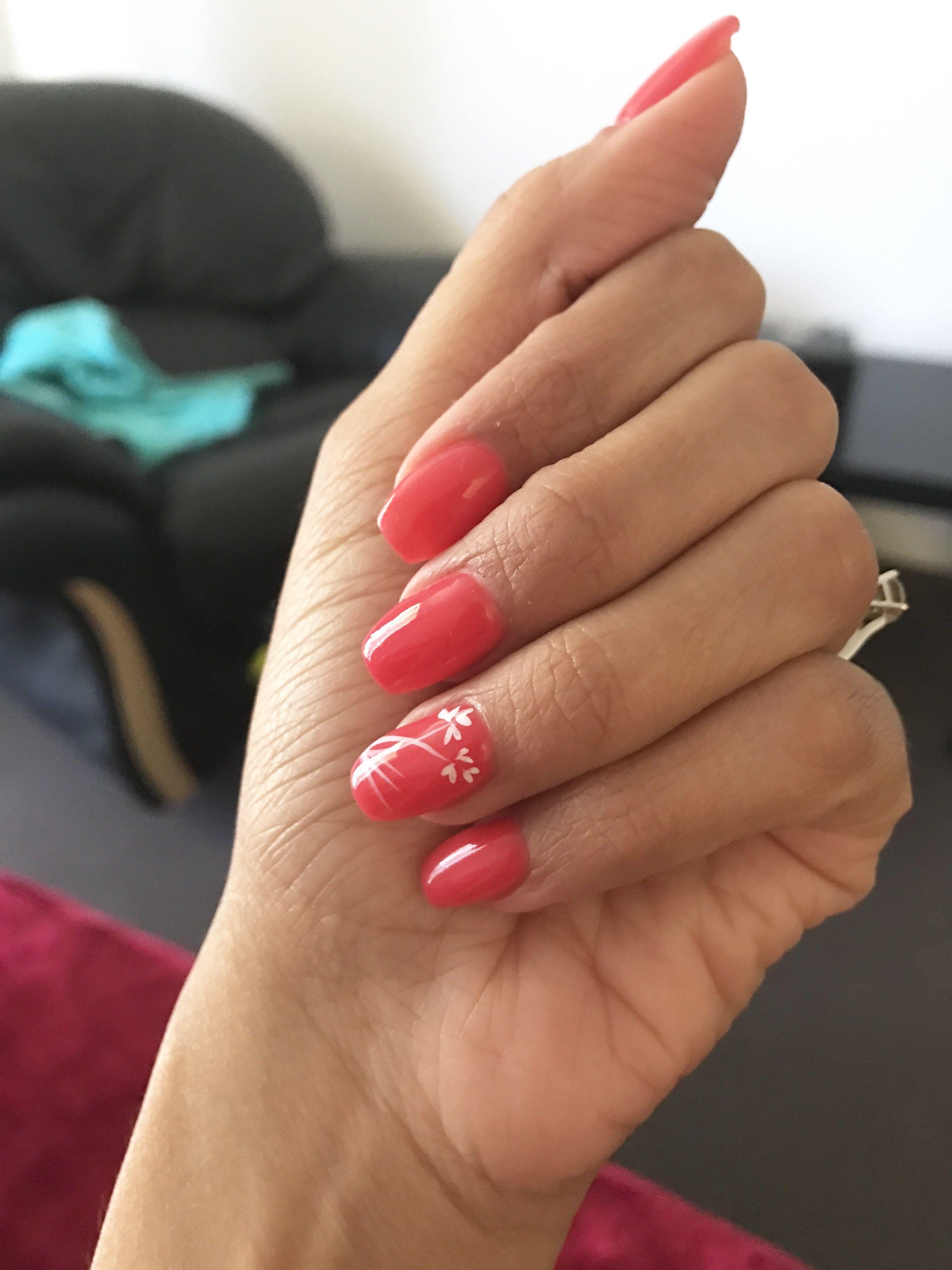 Lovely SNS nails  SNS nails  Pinterest  Sns nails and Nails