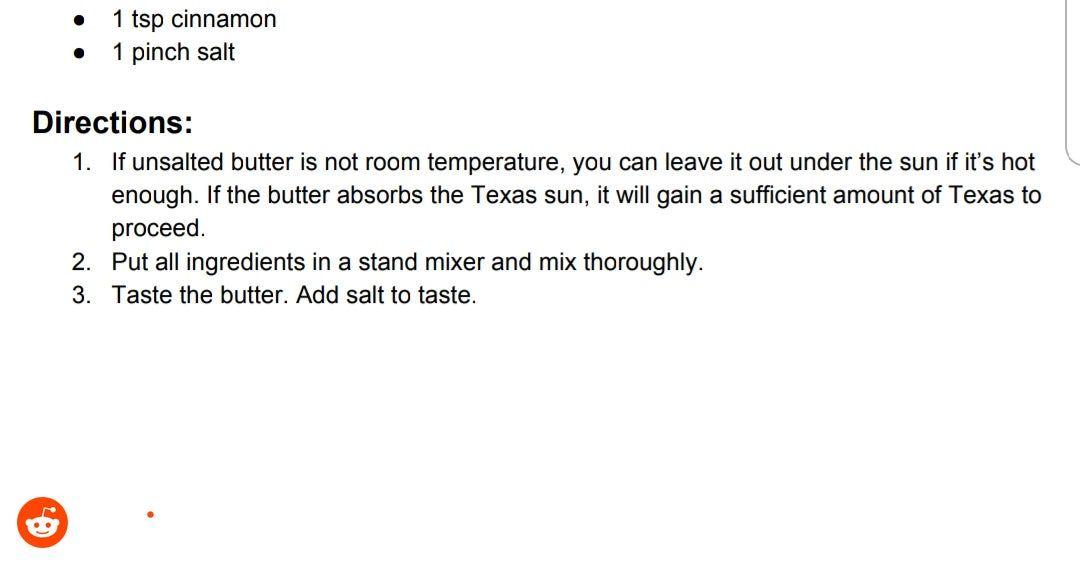 Texas Roadhouse Cinnamon Butter : TopSecretRecipes