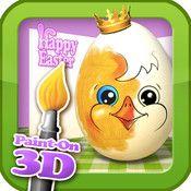 5 stars. Cute app for easter!