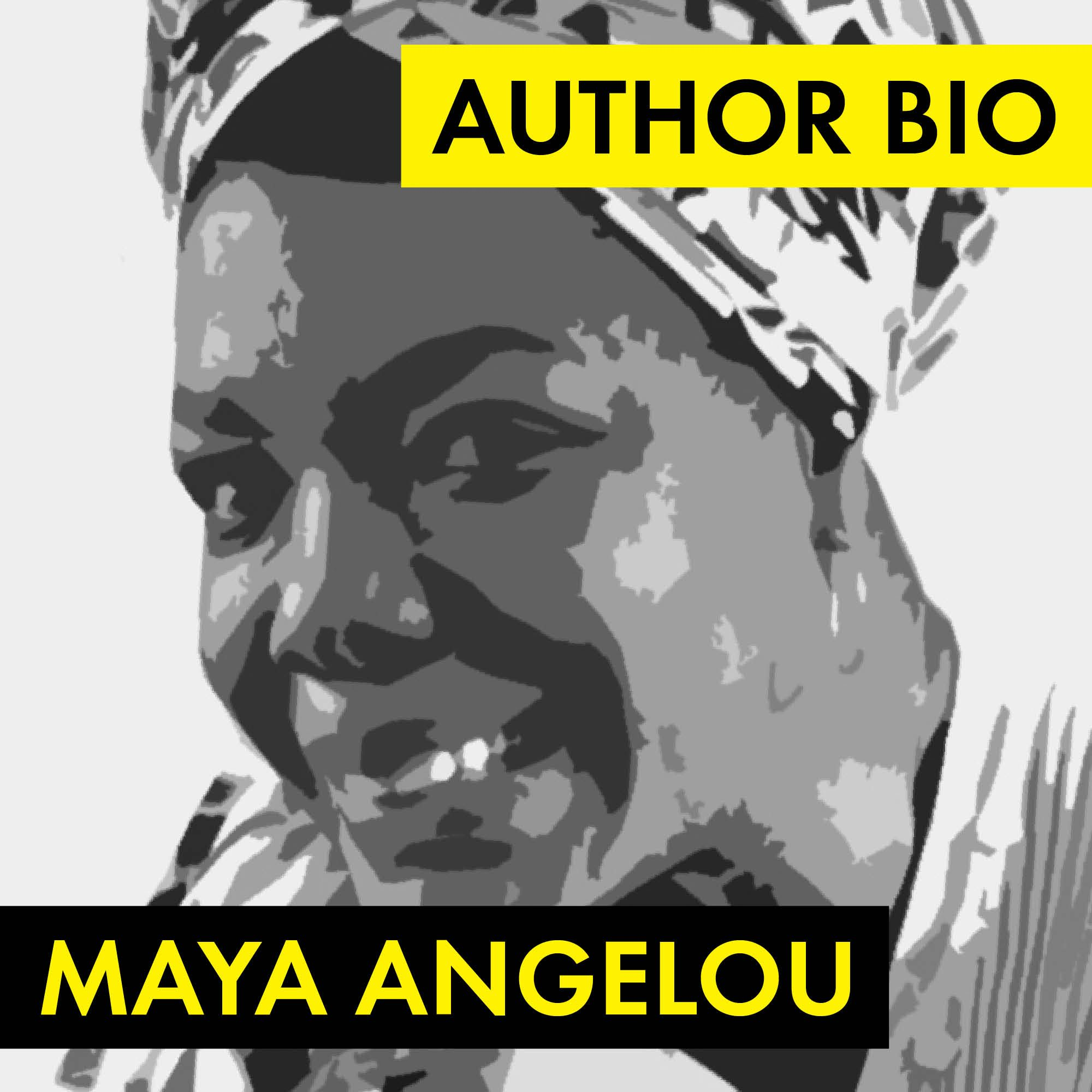 Maya Angelou Author Study Worksheet Easy Biography