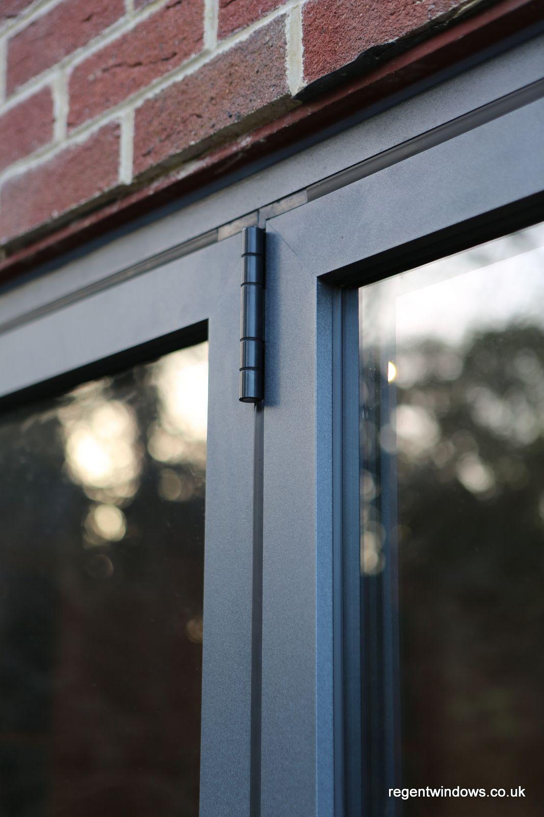 textured finish in ral 7016 windows windows. Black Bedroom Furniture Sets. Home Design Ideas