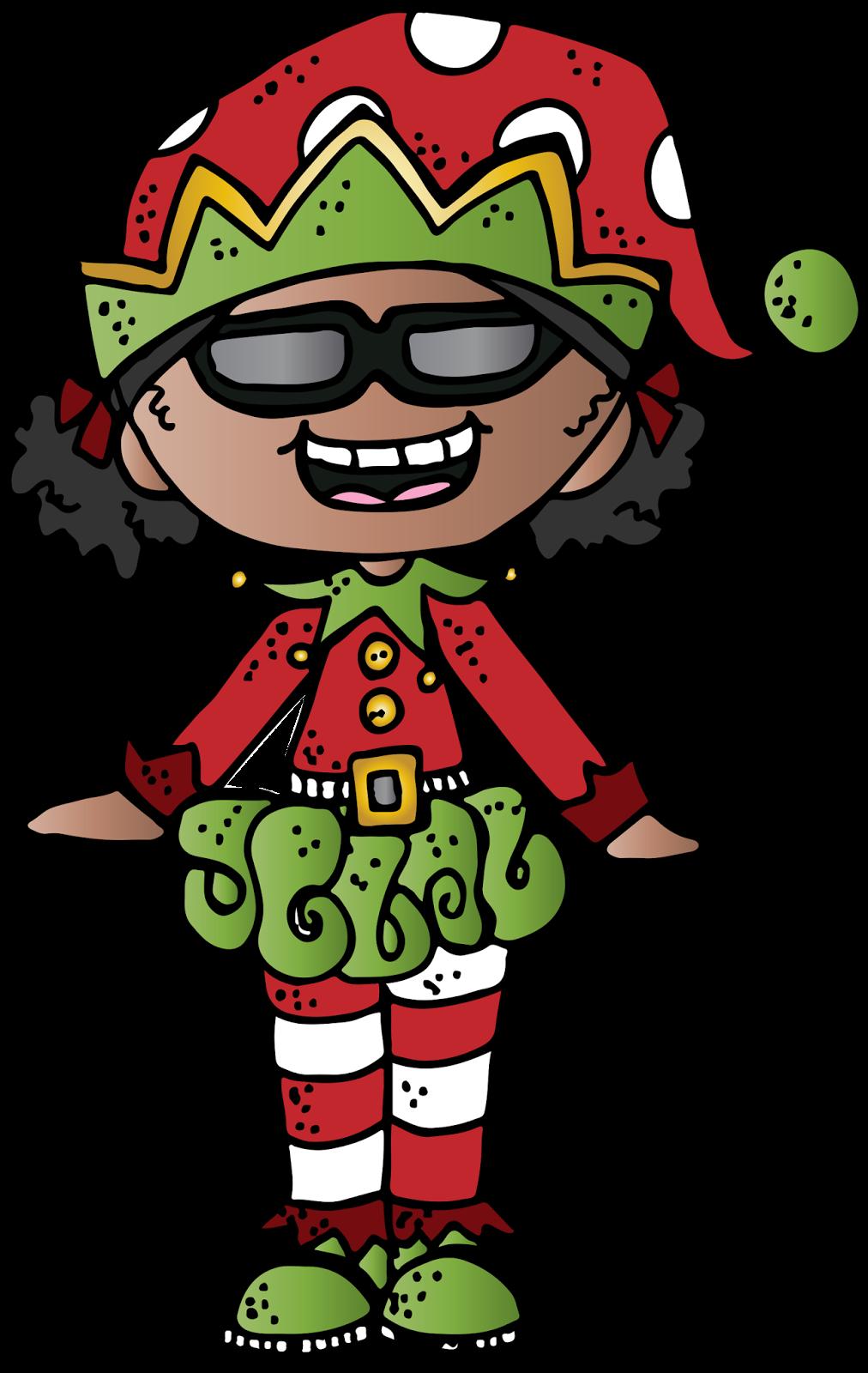happy elf clipart - photo #9