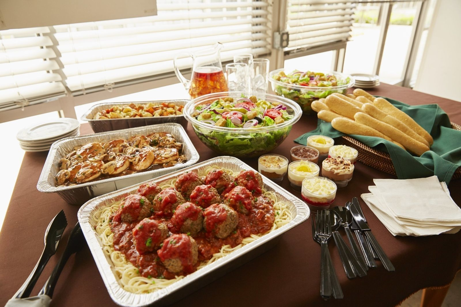 Olive Garden Is Now Offering Delivery And No Party Will Ever Be