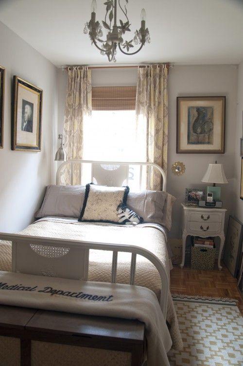 Recamara chiquita para el cuarto de visitas o para las - Habitacion dos ninas ...