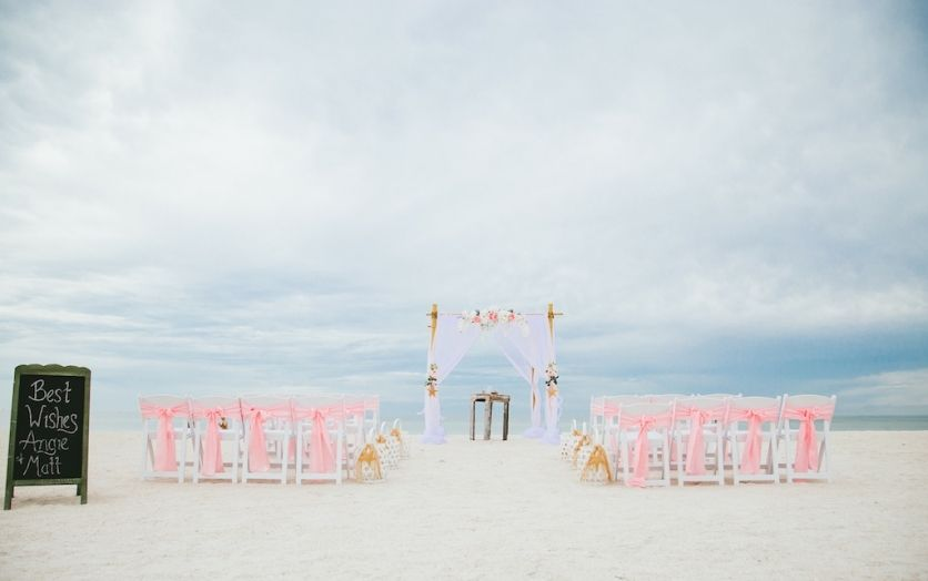 Pete Beach P A Grille Wedding Planner Tide The Knot