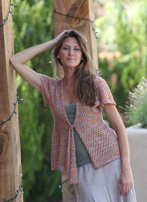 1040b3f79 Year Round Style  20 Free Cardigan Knitting Patterns for Every Season. This  gorgeous project from Fiesta is calling your name! Find the free pattern  for the