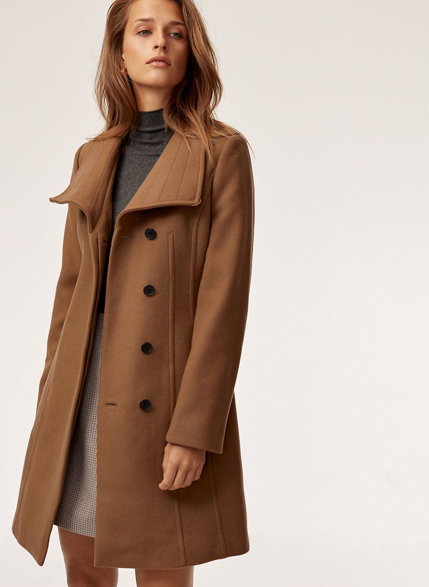 0fcc9885a380 Connor wool coat in 2019 | Fashion Envies | Wool coat, Coat, Wool