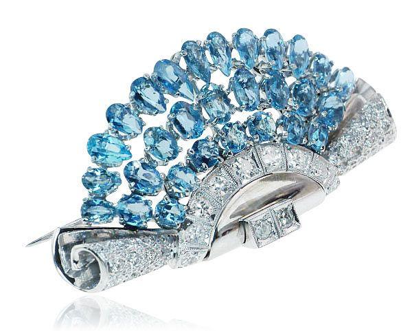 Schmuck diamanten  Vintage Brooch, Vintage Schmuck Wahre Schönheit. Prachtvolle ...
