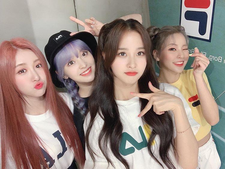 lunarsolar / ot4 | Kpop girls, Kpop girl groups, Cute korean girl