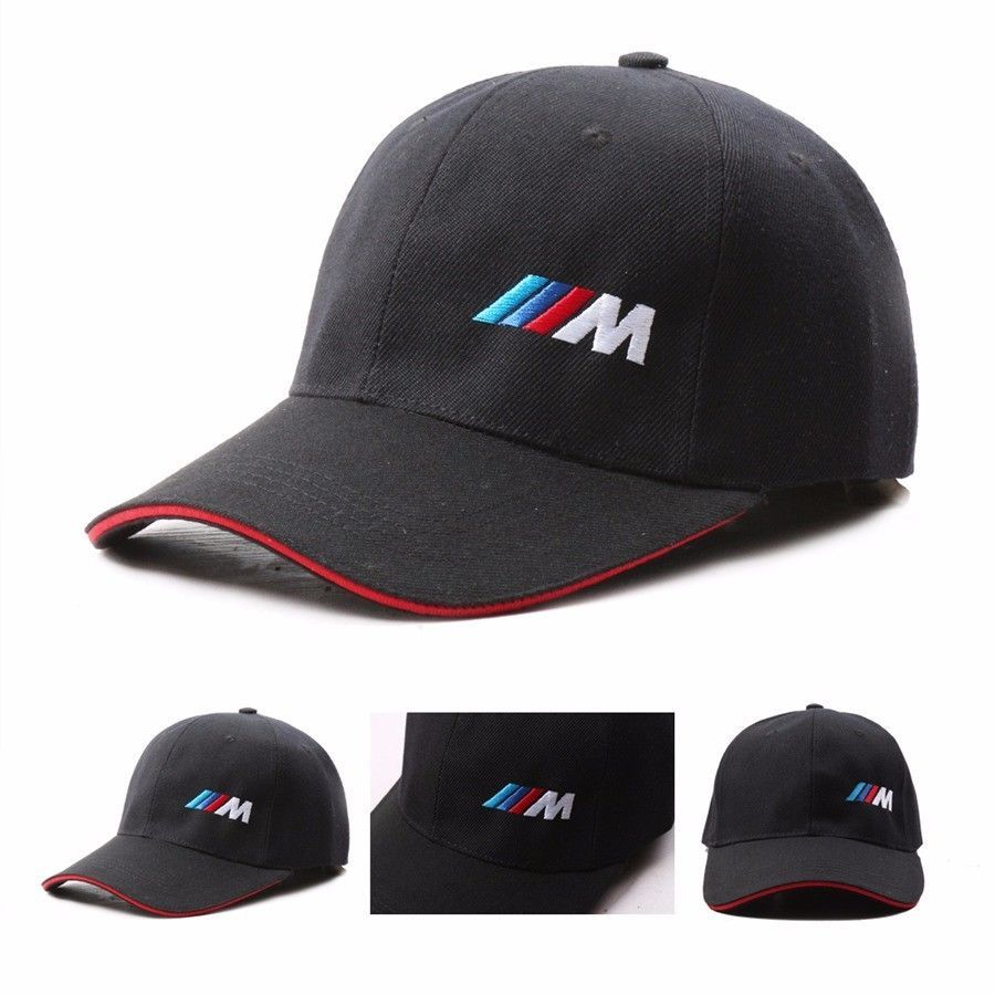 BMW M Power Moto Baseball Cap Embroidery Sport Motorsport Cotton Racing Hat