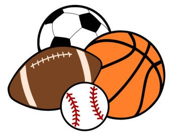 30++ Free sports ball clipart information