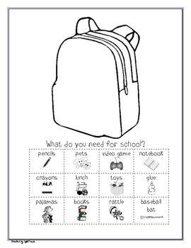 back to school art projects preschool back to school themed langague arts packet school 878