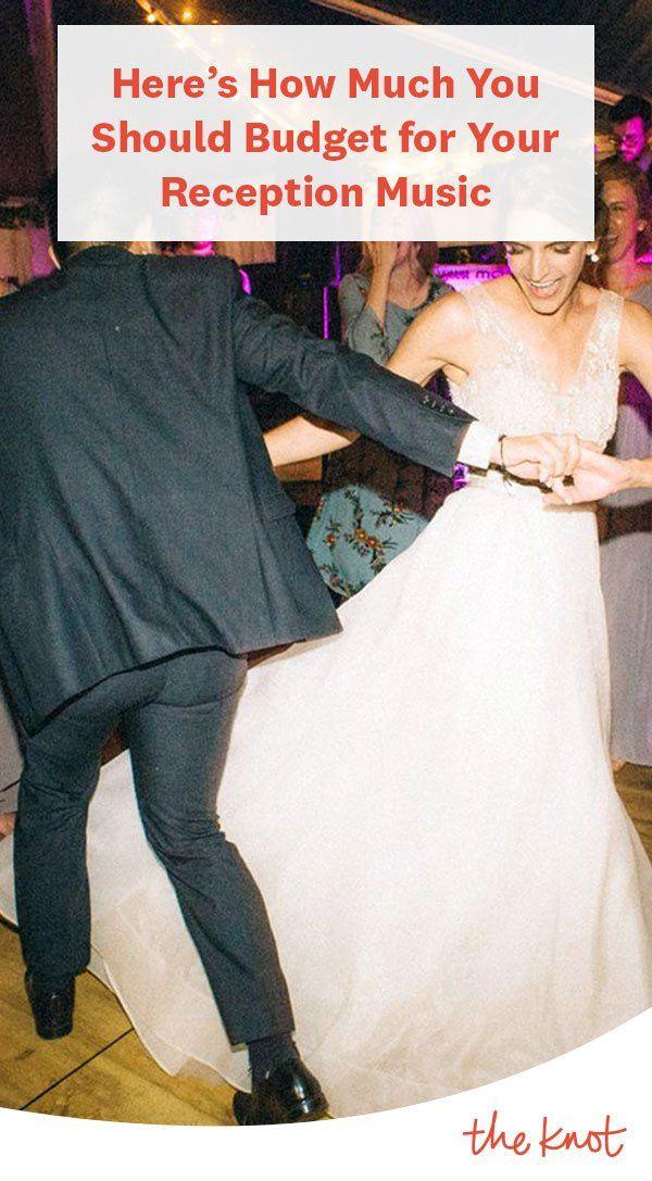 Here's The Average Wedding DJ Cost Versus the Average