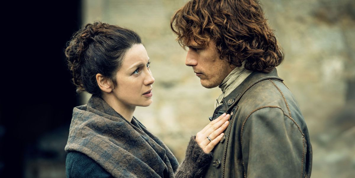 Pin By Poetic Fiction On All Things Outlander Outlander Season 4 Outlander Outlander Trailer