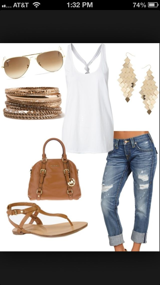 Comfortable cute  (Looking for inspiration for House of Blues outfit)