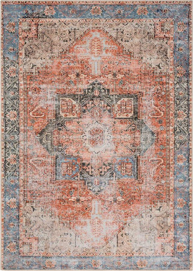 Surya Home Amelie Distressed Area Rug Vintage Area Rugs Rugs On Carpet Rugs
