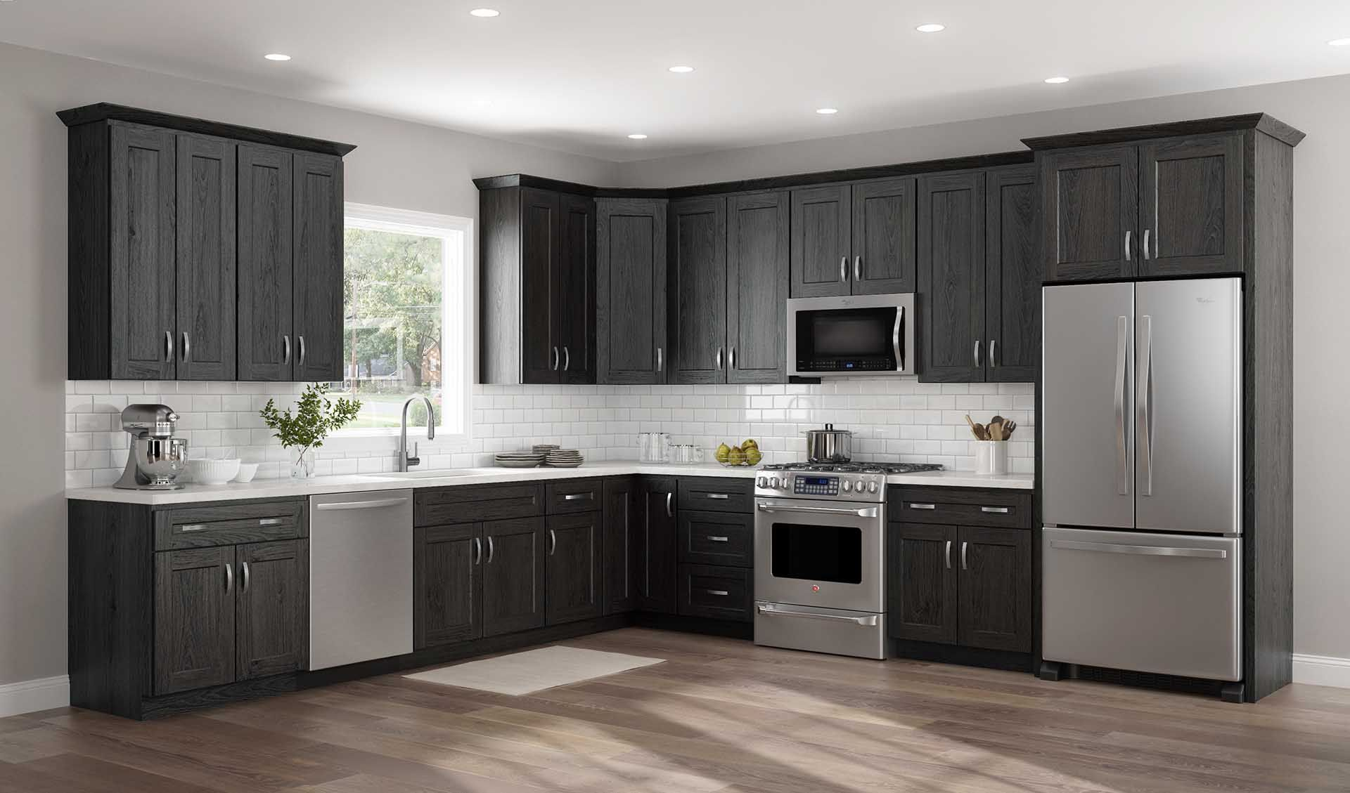Kitchen Cabinets Kountry Cabinets Home Furnishings Slate Kitchen Slate Appliances Kitchen Home Depot Kitchen