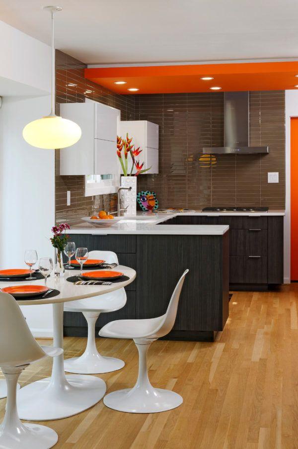 ms de 50 fotos de cocinas pequeas y modernas de 2016 tendenziascom home makeover winnie edition pinterest fotos de cocinas pequeas - Diseo De Cocinas Pequeas
