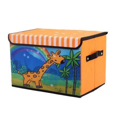 Tintin Kids Toy Chest Storage Organizer Basket Box Toy Storage Boxes Toy Storage Inexpensive Toys