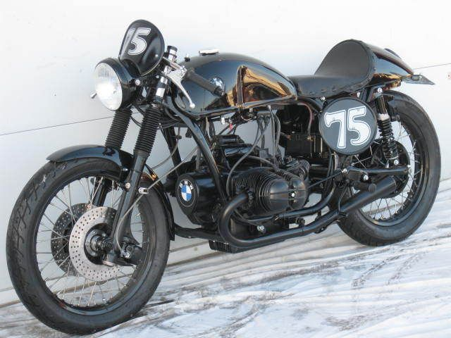 Zap BMW R90/6 Cafe